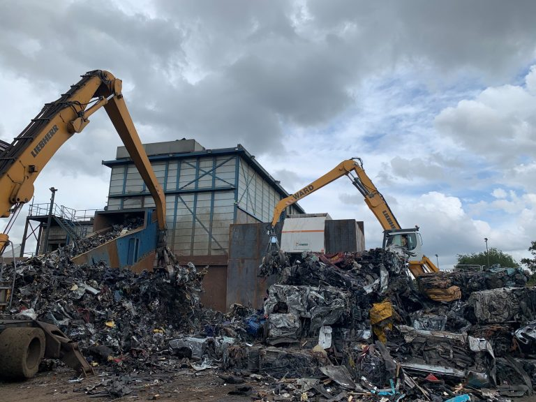 Derbyshire recycling specialist maximises metal processing capacity with £1.5m investment