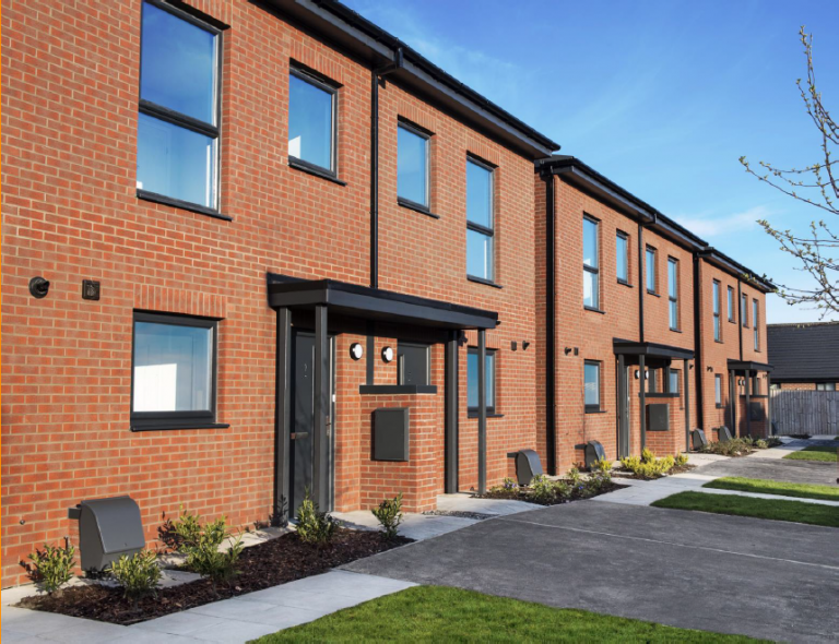 40 modular homes set for Beeston brownfield site