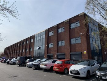 Burton-on-Trent business centre reaches full occupancy