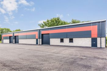 First phase completes at Lincoln's new business park