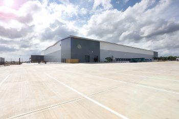 International distribution group chooses major Kettering industrial development for new warehouse
