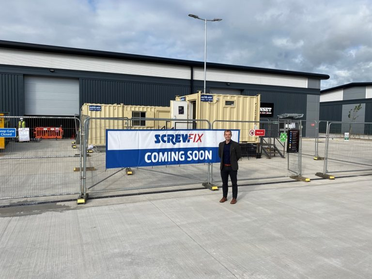 Screwfix investment sold in Derby