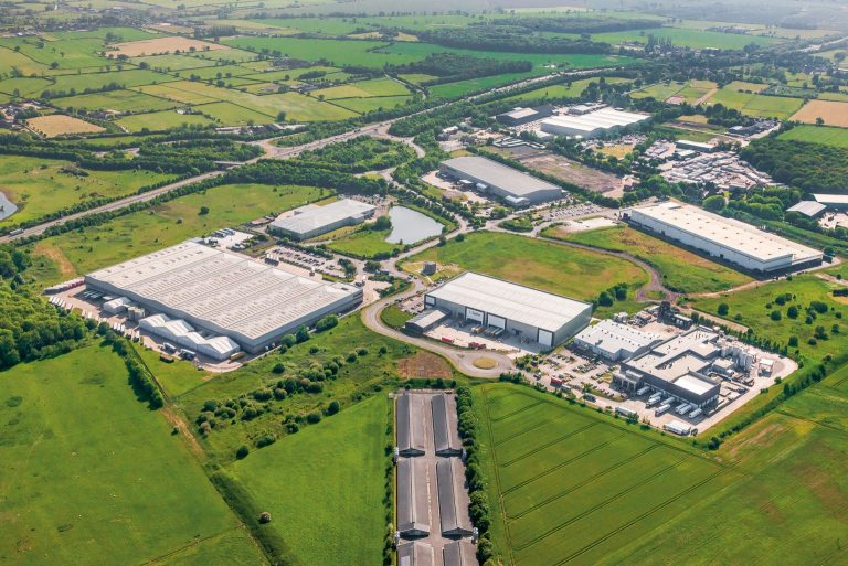 Permission granted for further 60-acre development at Derbyshire business park