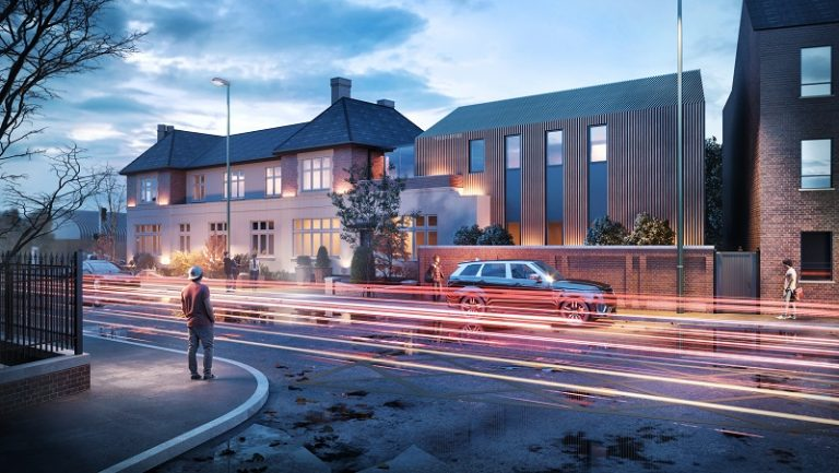 Nottingham property development company up for two national business awards