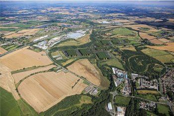 "£15m funding deal to facilitate development of ""premier logistics hub"""