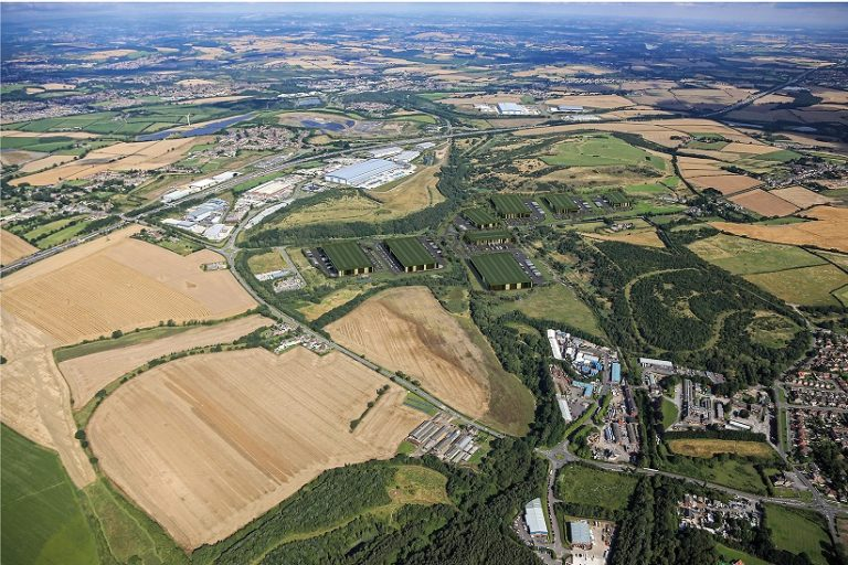 Extra 574,000 sq ft approved at East Midlands logistics scheme