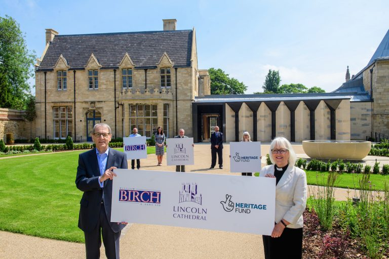 New state of the art visitor centre a step closer for Lincoln Cathedral