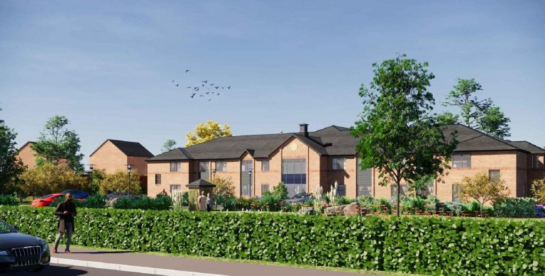 Lincolnshire care home site sold