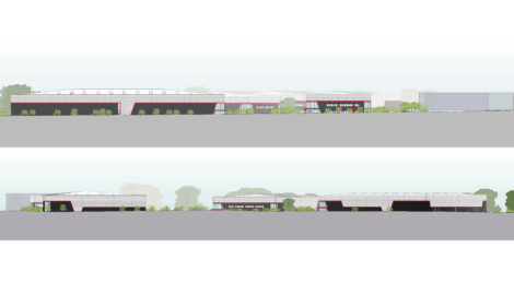 Consent sought for new industrial scheme at Silverstone Park