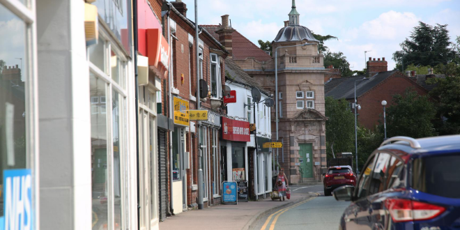 Preparations underway for £1.2m Shepshed regeneration scheme