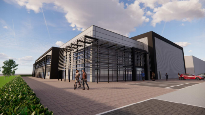 Derby launches bid for new advanced manufacturing centre