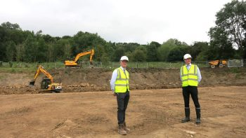 Expectations sky-high for £34 Million Amber Valley Development