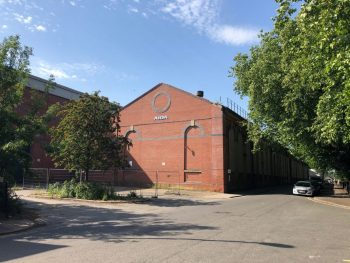 Architects appointed to design new housing development at former Derby factory