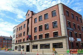 Developers acquire key Nottingham city centre sites
