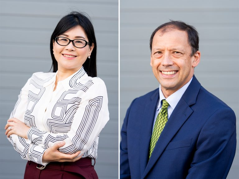 Morningside welcomes two senior executives to Board of Directors