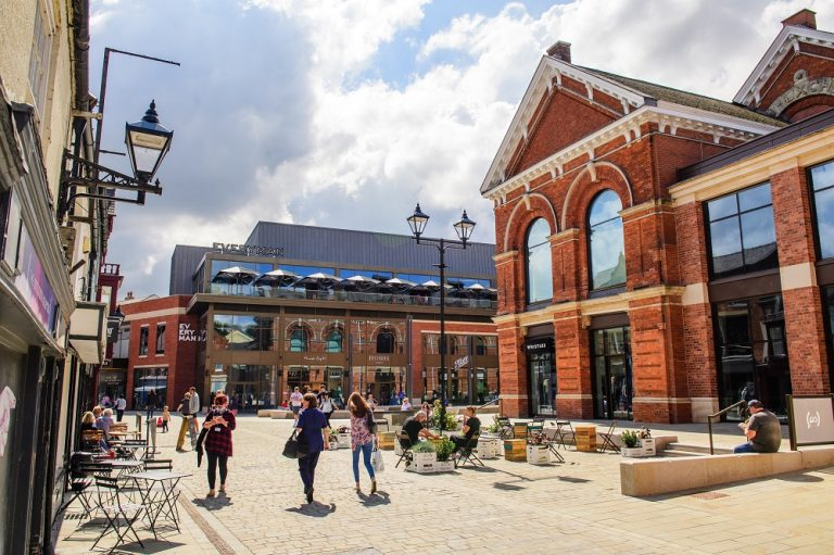 Lincoln celebrates the opening of The Botanist and Everyman Cinema as The Cornhill Quarter meets major milestone
