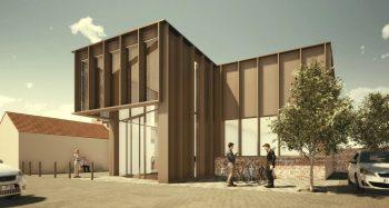D2N2 part-funds new £3.96m Worksop business hub