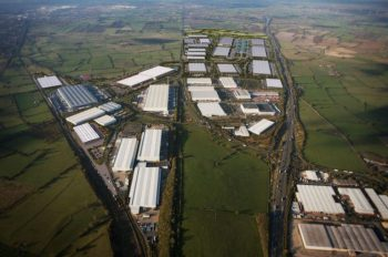 Winvic starts work on £29m contact for Northamptonshire freight terminal