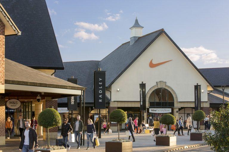 Three new stores set for East Midlands Designer Outlet