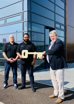 Harborough Grow-on Centre secures first tenants