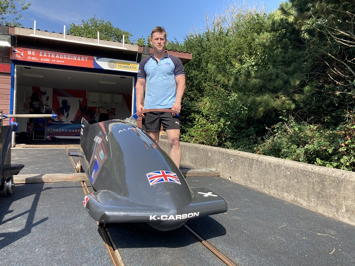 Acres engineers a bright future for GB Bobsleigh team