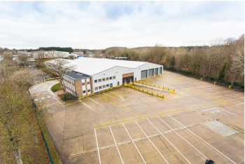 Freight firm expands at Northampton industrial estate