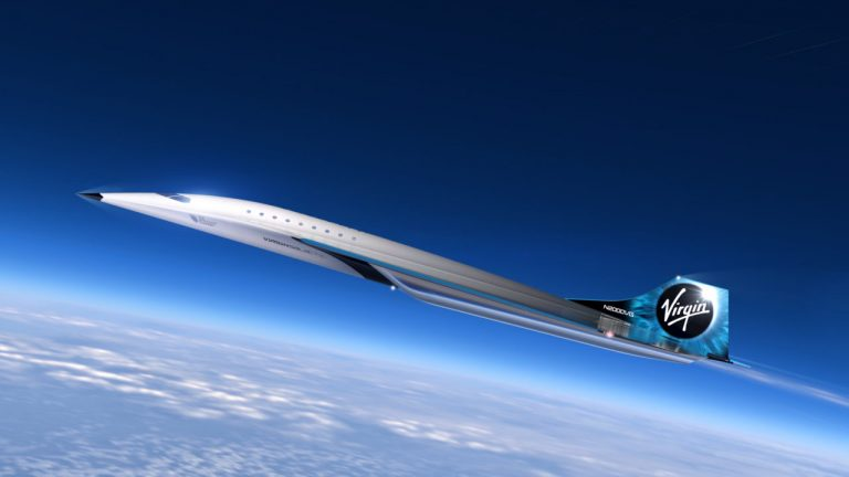 Virgin Galactic signs Memorandum of Understanding with Rolls-Royce for high speed aircraft