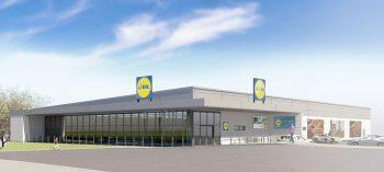 Construction 'well underway' on new Mansfield supermarket