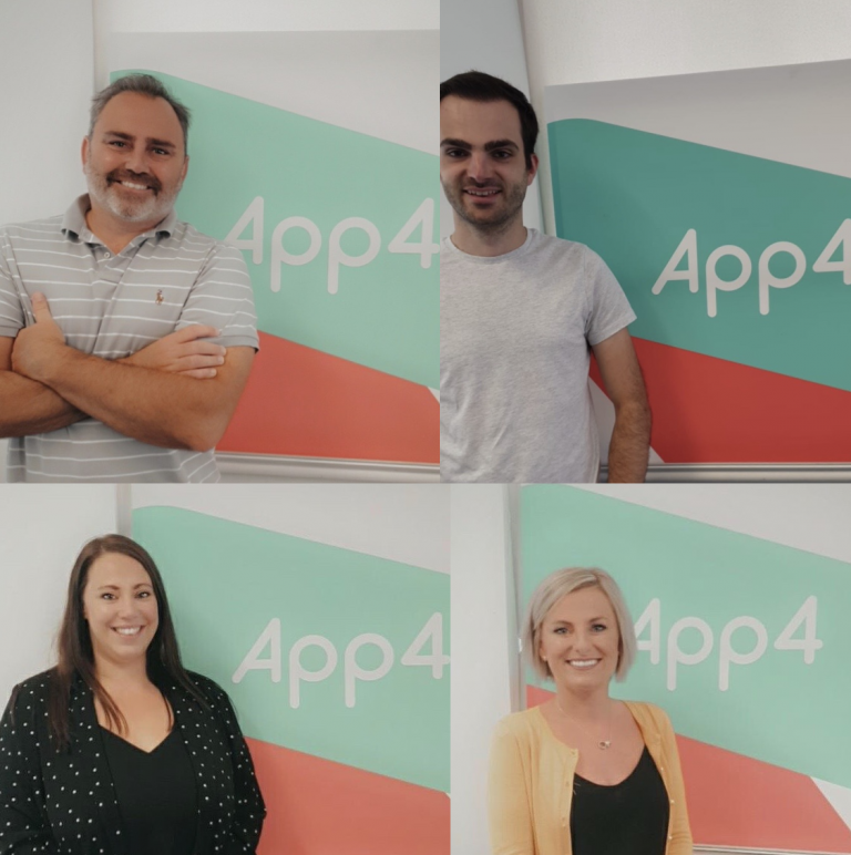 Derby app development company makes four key appointments