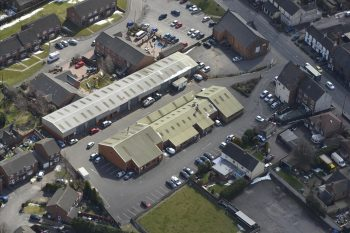 Duo of units let at Derbyshire's Viking Business Centre