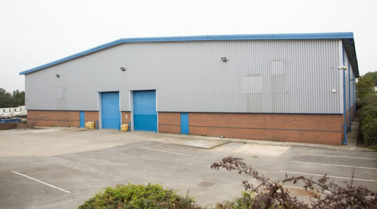 24,000ft² Alfreton building sees speedy let
