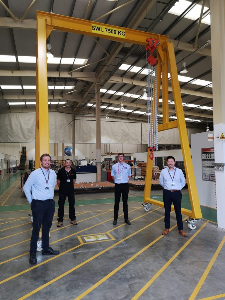 Derby engineering firm begins collaboration with Portsmouth counterpart