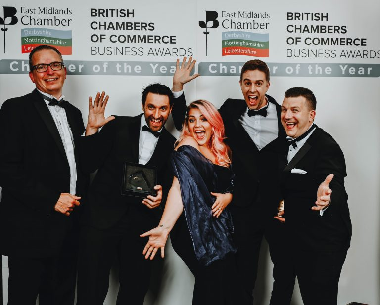 East Midlands Chamber Business Awards finalists announced