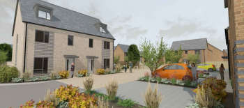 New affordable homes plans submitted for Sleaford