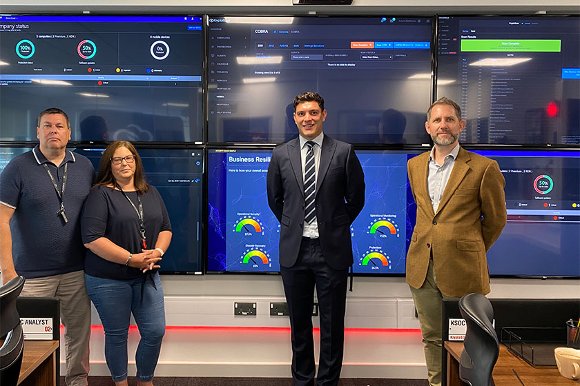 eastmidlandsbusinesslink.co.uk - Cyber security firm to open new operations centre after £500k investment