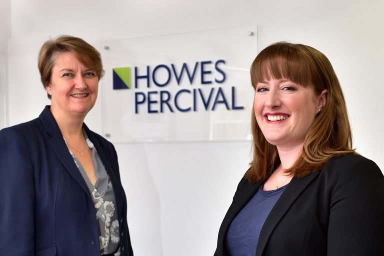Howes Percival appoints new national head of Family Law and makes senior hire