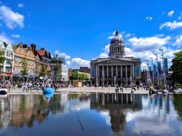 Nottingham BID launches new five year plan to build a better Nottingham
