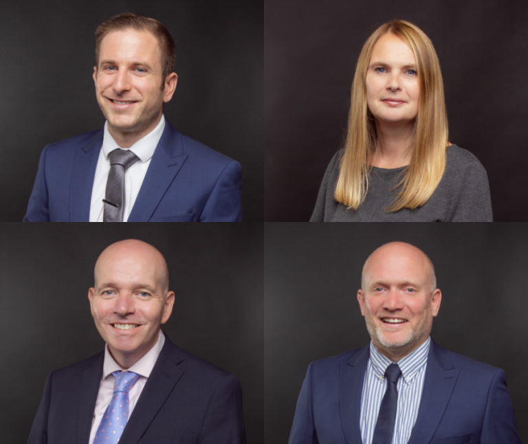 Leicestershire broker adds quartet to growing firm