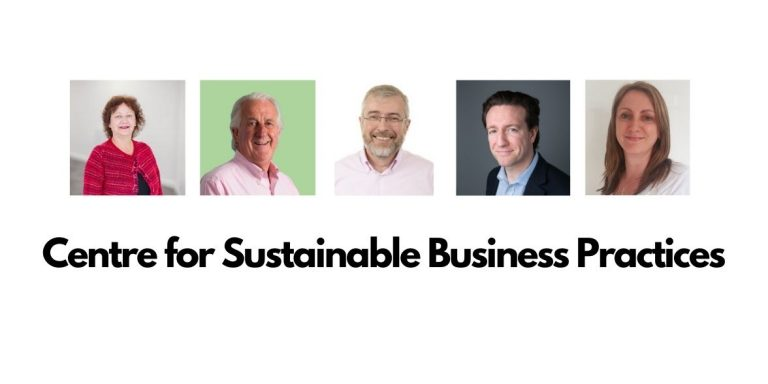 Industry experts join Centre for Sustainable Business Practices