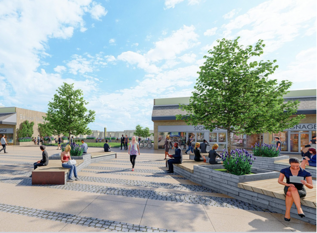 First stage of Belvoir Shopping Centre revitalisation to commence