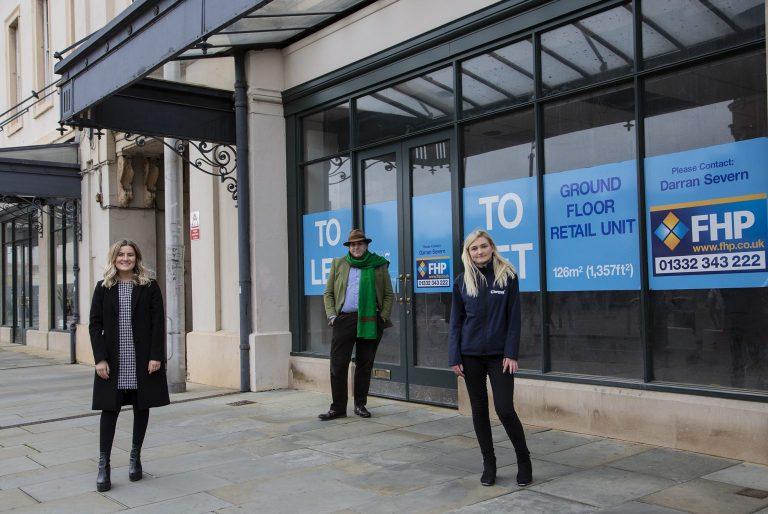 Skin HQ secures Derby City Centre site