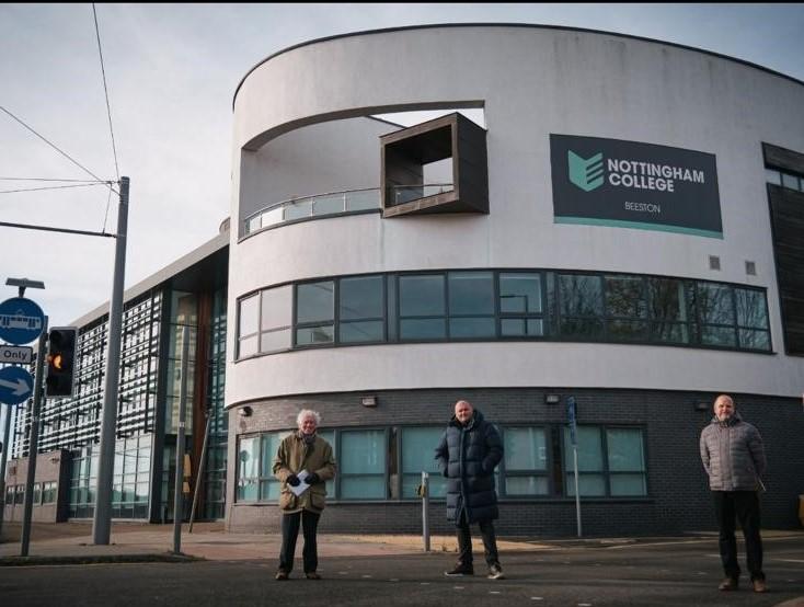 Former Nottingham College sitesold to developers
