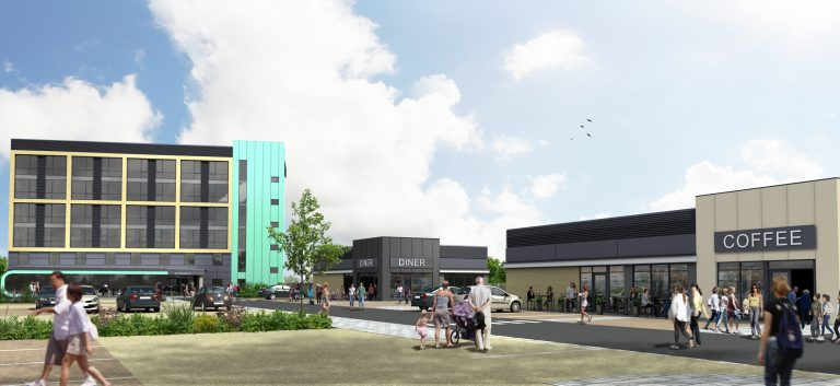 Work starts on £12m transformation project in Mansfield