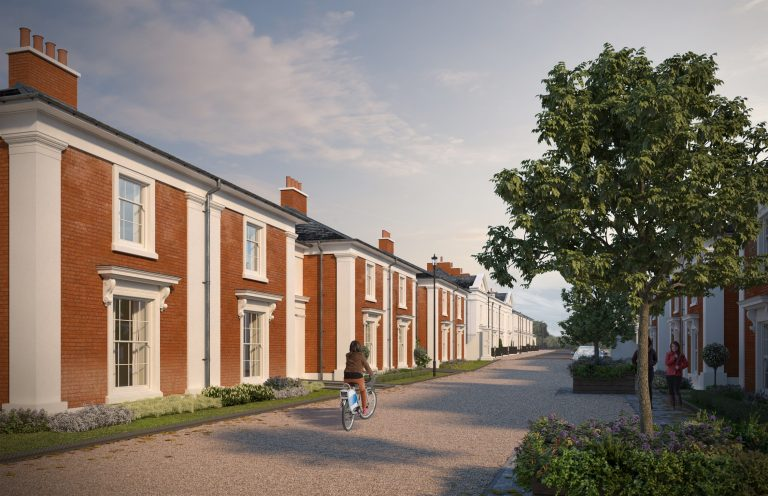 First phase of new Beeston housing development on track for early 2021 completion