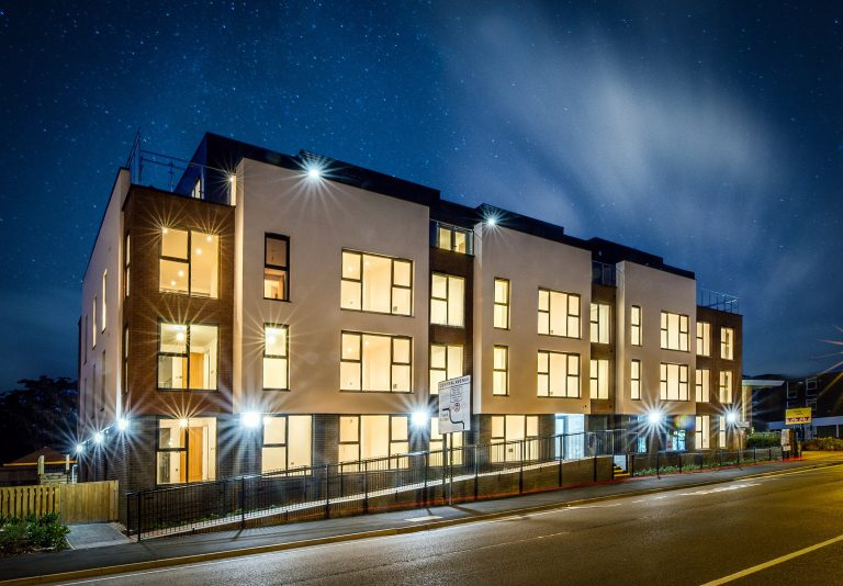 Seven two bed apartments left at new West Bridgford development