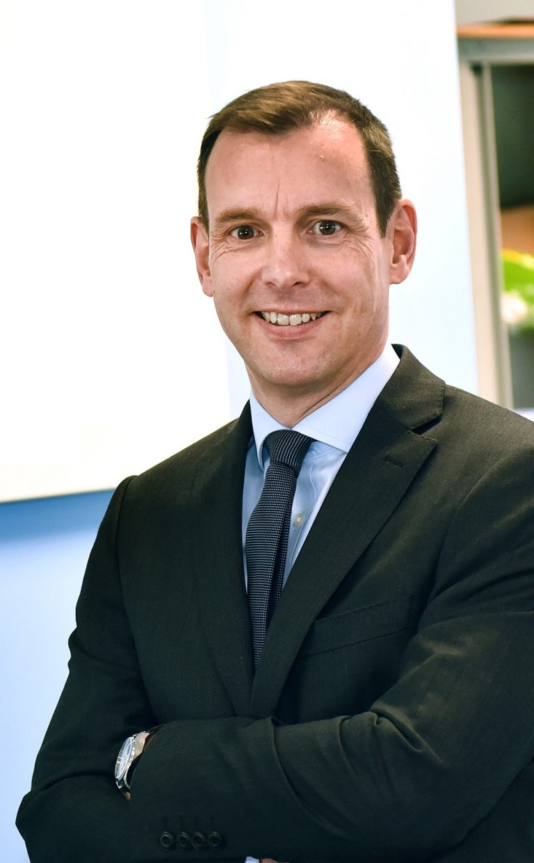 Gallagher appoints Gareth Parry-Jones to lead the Midlands