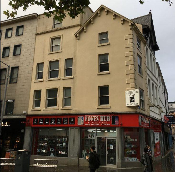 ALB Investments acquires prime retail unit in Nottingham