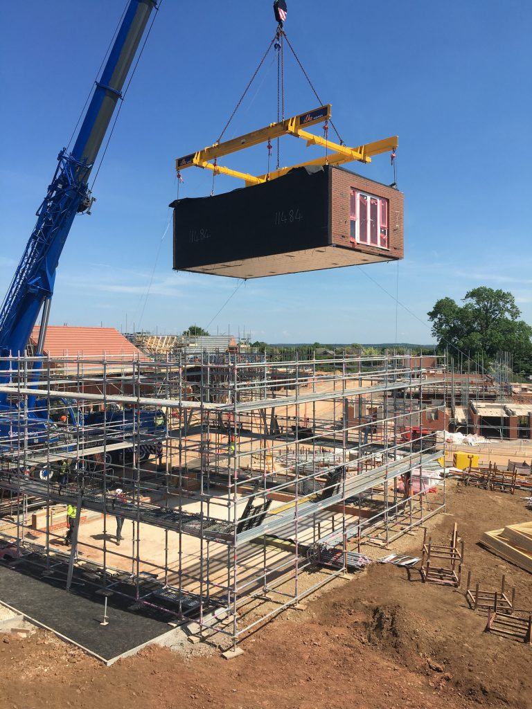 Modular housing company secures 227-home development site in Grantham