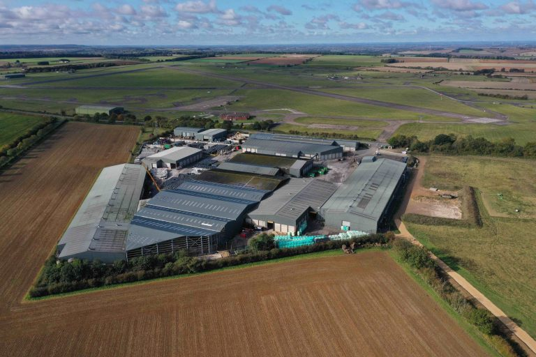 Two new major recycling facilities to inject £60m into the UK economy