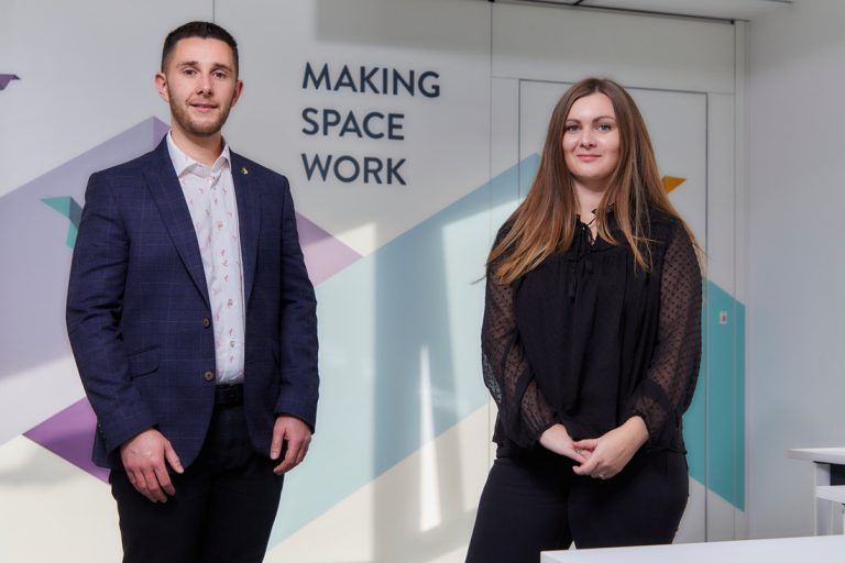Duo of new appointments for office fit out firm